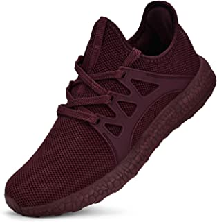 Women's Sneakers Lightweight Breathable mesh Fashion Gym Tennis Sports Shoes