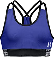 Under Armour Girls' HeatGear Sports Bra