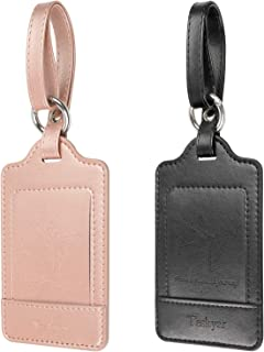 pilot luggage tags