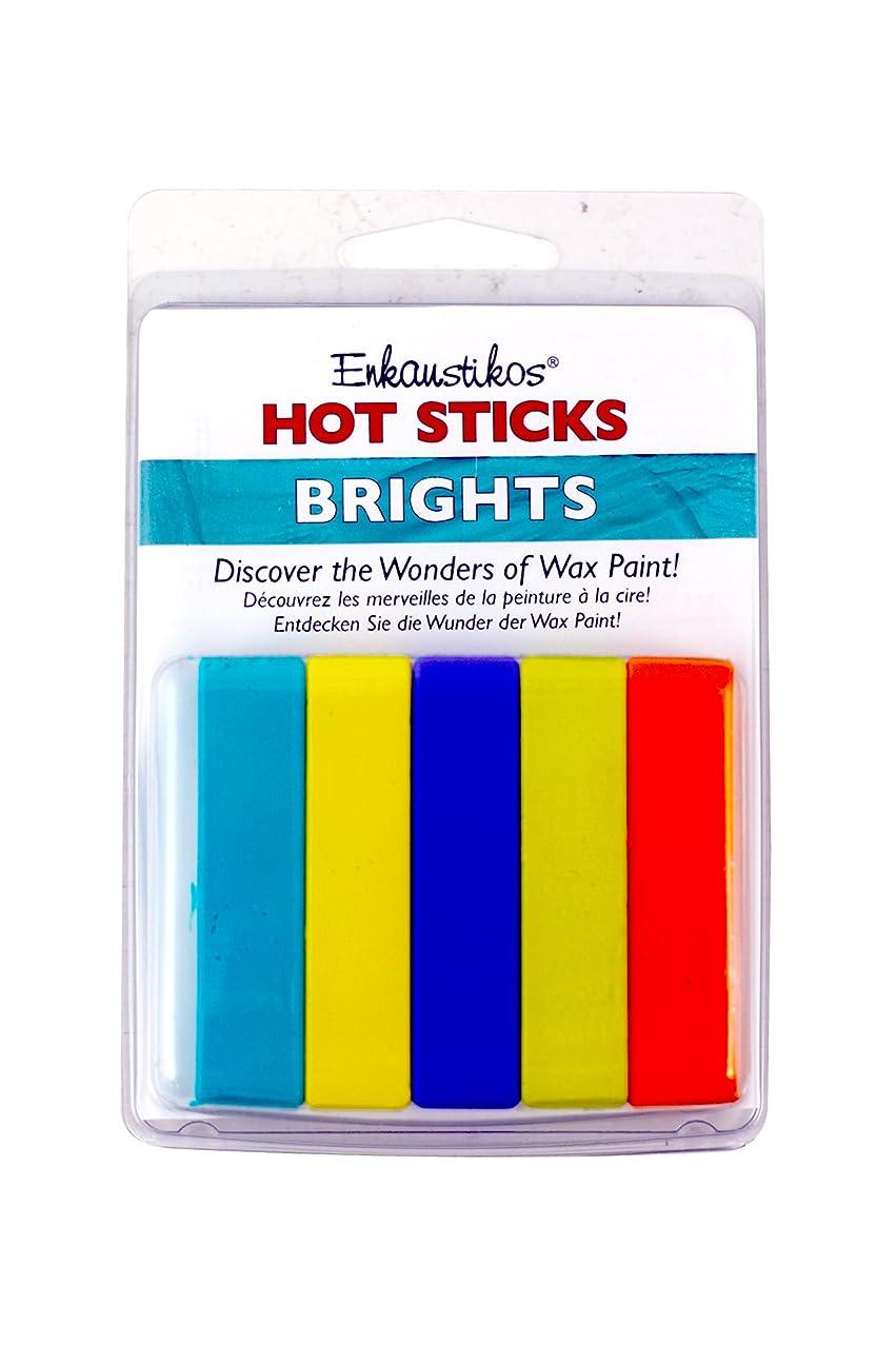 Enkaustikos Hot Sticks Bright Set