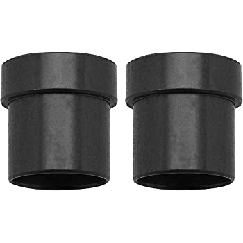 """Russell Tube Fitting 660575; Tube Nut Black 3//8/"""" Tube Straight to 06AN Female"""