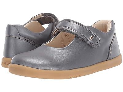 Bobux Kids I-Walk Delight (Toddler) (Charcoal Shimmer) Girl