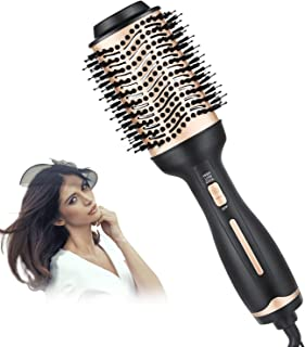 BEAUTIKEN Hair Dryer Brush,Hair Dryer & Volumizer Hot Air Styler Brush,4 in 1..