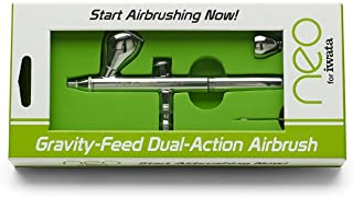 Neo for Iwata CN gravity feed airbrush - 5 Year warranty