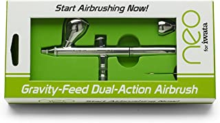 Neo for Iwata CN gravity feed airbrush - 5 Year warranty