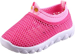 CIOR Toddler Kids Water Shoes Breathable Mesh Running Sneakers Sandals for Boys Girls Running Pool Beach …