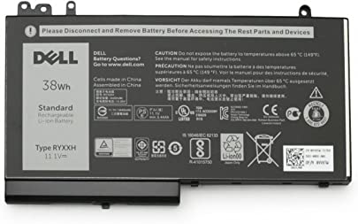 Dell RYXXH Original Akku 38Wh