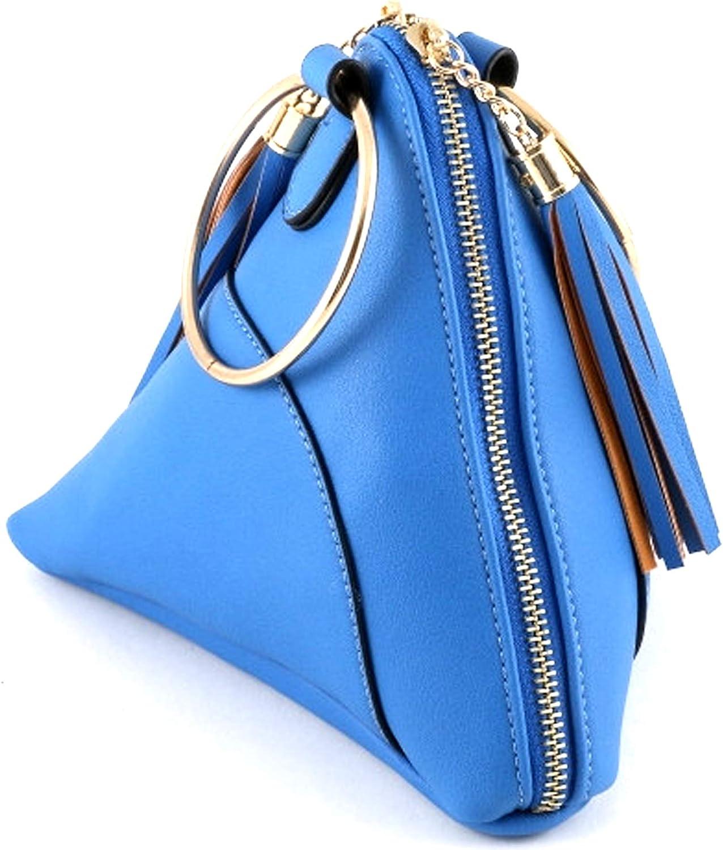 EleganceWithFlair Rhinestone Wedding Evening bag Clutch