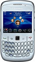 Blackberry Curve 8520 Unlocked Quad-Band GSM Phone with 2MP Camera, QWERTY Keyboard, Wi-Fi and Bluetooth - Blue