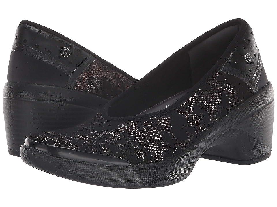 Bzees Willow (Bronze Metallic Fabric) High Heels