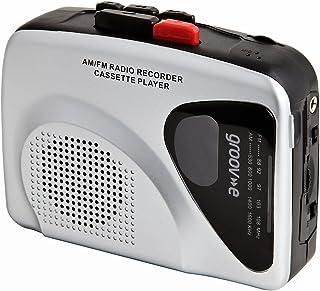 Lecteur et enregistreur de Cassettes Groov-e