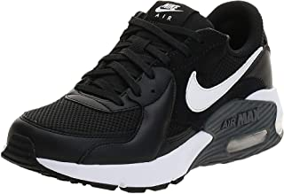 Nike Air Max Excee Women's Athletic & Outdoor Shoes, Black (Black/White-Dark Grey), 39 EU