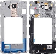 Reemplazo extraíble IPartsBuy for LG G Stylo / LS770 / H631 y G4 Stylus / H635 placa trasera de la vivienda Panel de lente de la cámara con el altavoz del zumbador del campanero de accesorios
