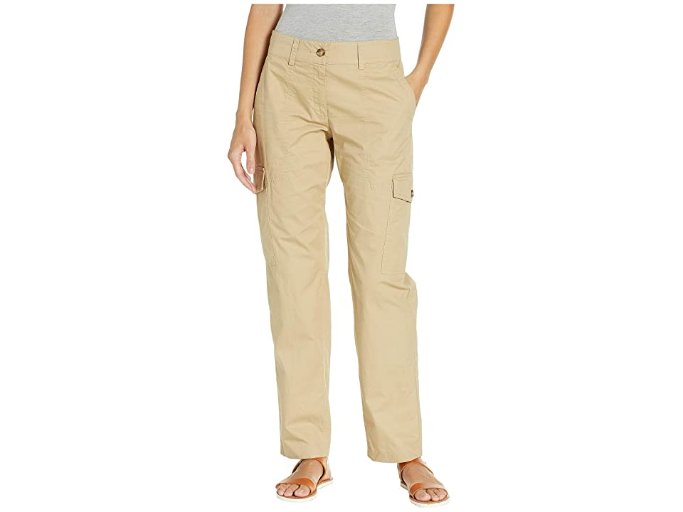 MICHAEL Michael Kors Cargo Big Pocket Pants (Khaki) Women