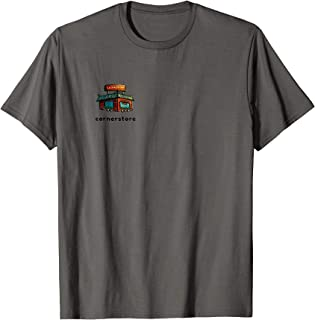 Chinatown Corner Store Market / Groceries Graphic T shirt
