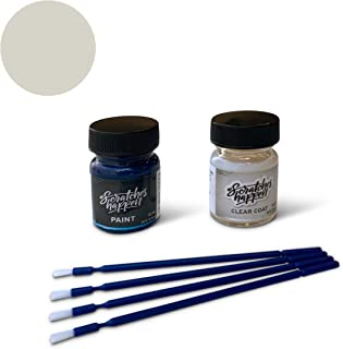 nissan brilliant silver touch up paint