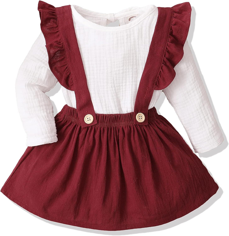 Duduai Baby Girl Dress Toddler Girl Clothes Outfits