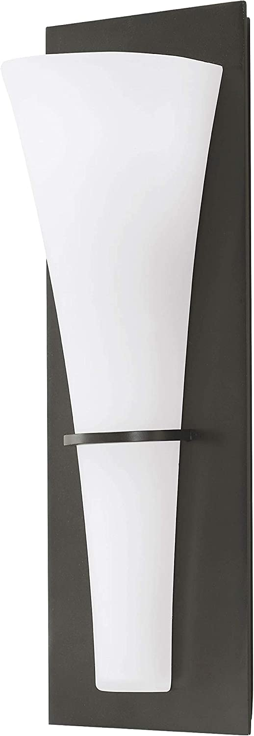 Sea Gull Lighting store WB1341ORB Barrington One-Light Sconce Wall ADA Be super welcome