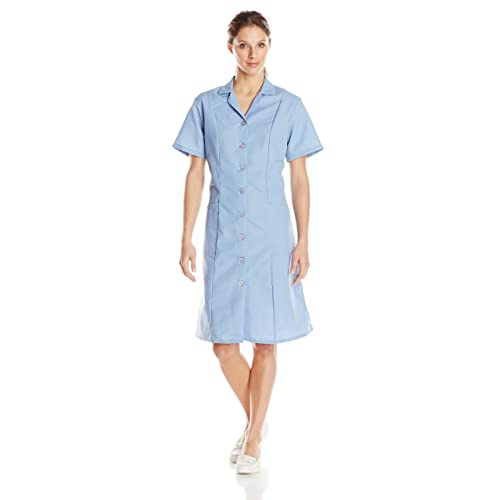 Red Kap Womens Short Sleeve Work Dress