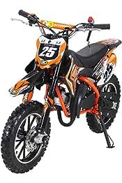 Festnight Vergaser Luftfilter f/ür 47ccm 49ccm Mini Moto ATV Dirt Pocket Bike