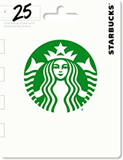 starbucks gift card mail