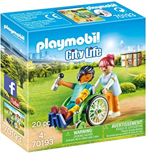Playmobil 70193 City Life Toy Role Play Multi-Coloured One Size