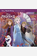 Frozen 2 Read-Along Storybook and CD Paperback