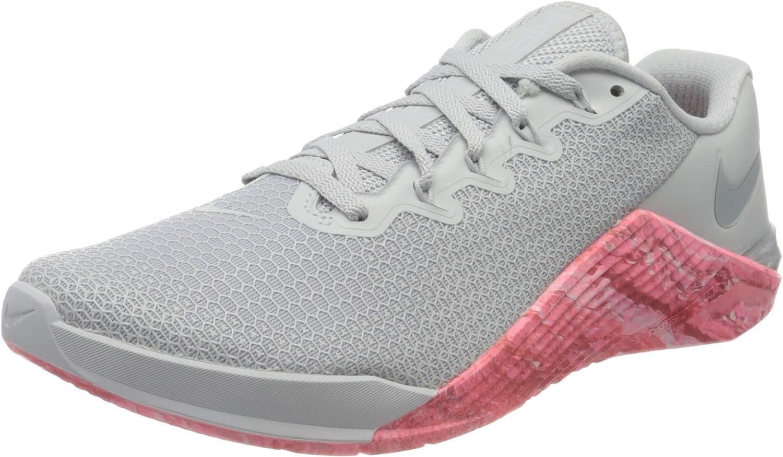 Nike Metcon 5, Chaussures de Fitness Femme, Multicolore (Pure ...