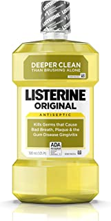 Listerine Original Antiseptic Mouthwash 500 mL