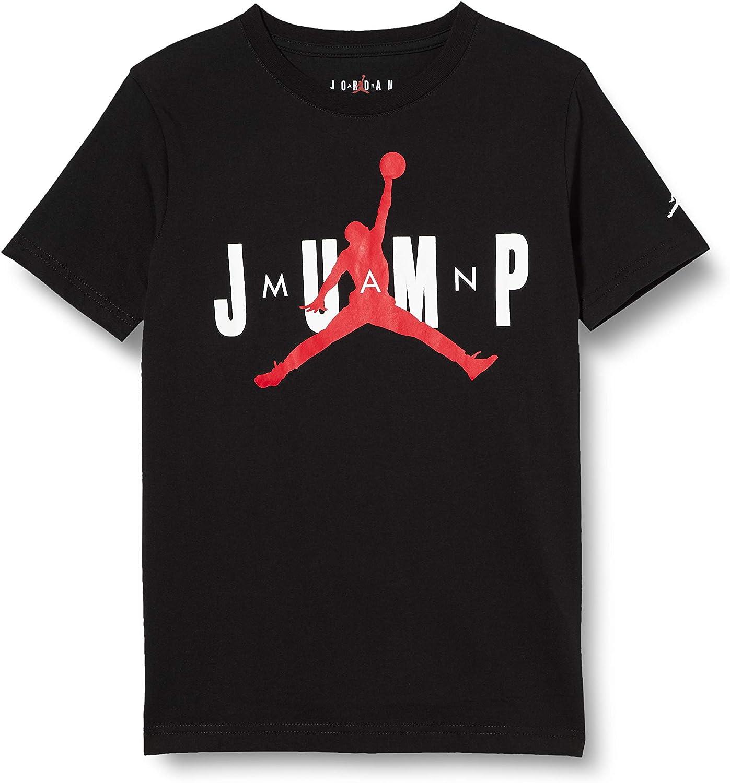 Nike Jump Logo Tee Black T-Shirt for Kids 956869-023 <br />