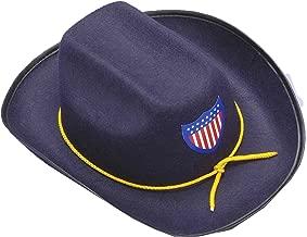civil war officer hat