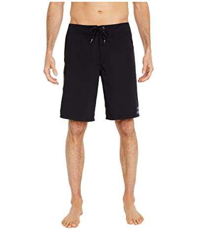 Billabong Platinum Solid Boardshorts (Black) Men