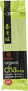 green tea noodles taste
