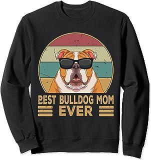 Bouledogue anglais Meilleure maman bouledogue de tous les Sweatshirt