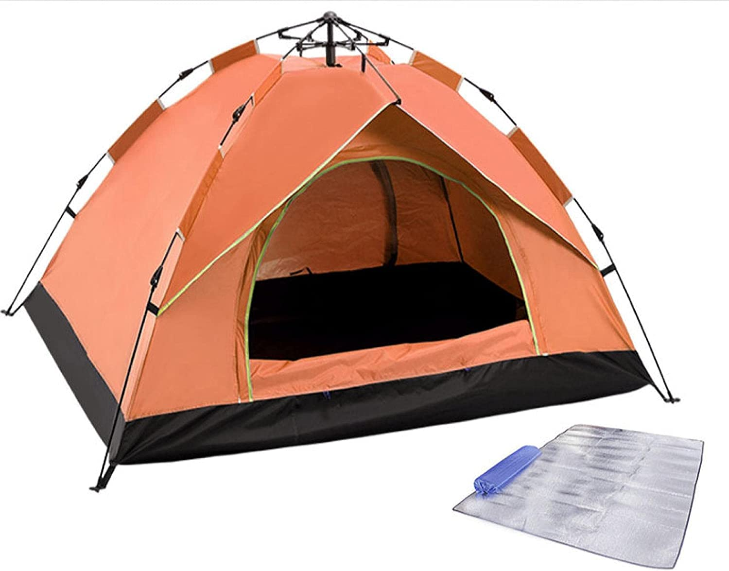 """""""N A"""" Fully Automatic Outdoor People Spr 2-3-4 Atlanta Mall Tent Price reduction Camping"""