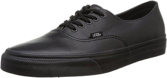 Vans U Authentic Decon Premium Cuir Unisex Skate Baskets ...