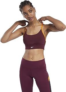 Reebok Women's Wor New Tri Backbra- Pad Sports Bra