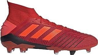 adidas Mens Predator 19.1 FG Soccer Casual Cleats,