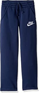 Boy's NSW Club Open Hem Fleece Pant FA18