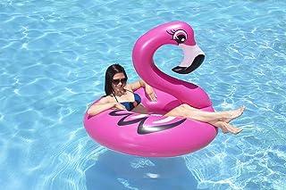Poolmaster 48-Inch Swimming Pool Tube Float, Flamingo