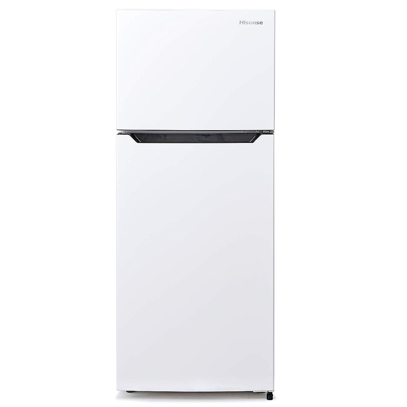 Hisense(ハイセンス) 冷凍冷蔵庫 HR-B12C