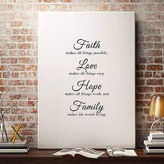 BOLLEPO الإيمان يجعل كل الأشياء ممكن، الحب يجعل كل الأشياء سهلة، الأمل جعل كل الأشياء عمل، والأسرة تجعل الحياة تستحق المعي...