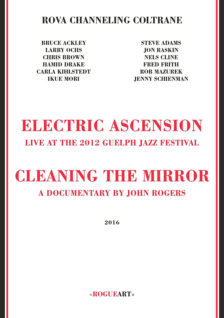 の慈悲でロードされた隙間Electric Ascension [Blu-ray]