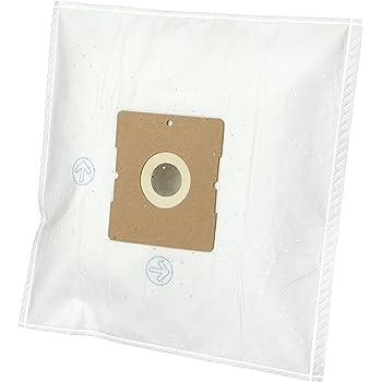 AmazonBasics - Bolsas para aspiradora W11 con control de olor - Pack de 4: Amazon.es: Hogar
