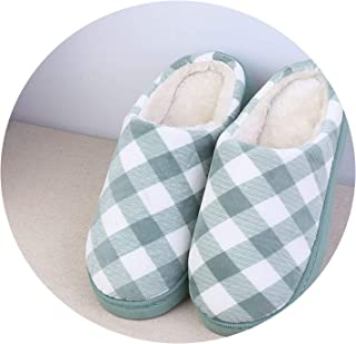 Slippers Warm air Suspension Set of Toe That Occupy The Home Couples Cotton Slippers