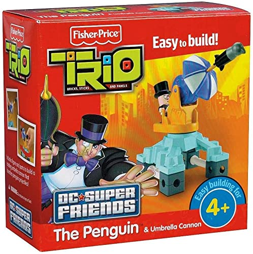 tienda en linea Fisher-Price Fisher-Price Fisher-Price TRIO DC Super Friends - Penguin  en stock