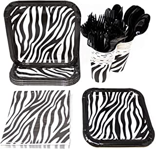 Best pink zebra party supplies Reviews