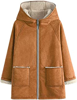 Women Warm Slim Jacket Thick Parka Overcoat Winter Outwear Hooded Zipper Coat Dot Print Hooded Pockets Coats