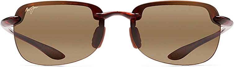 Maui Jim Sunglasses | Sandy Beach 408 | Rimless Frame, with Patented PolarizedPlus2 Lens Technology