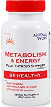 AdrenalWork - Metabolism Booster for Weight Loss and Advanced Wellness Formula - Help Burn Fat, Boost Energy, and Improve ...